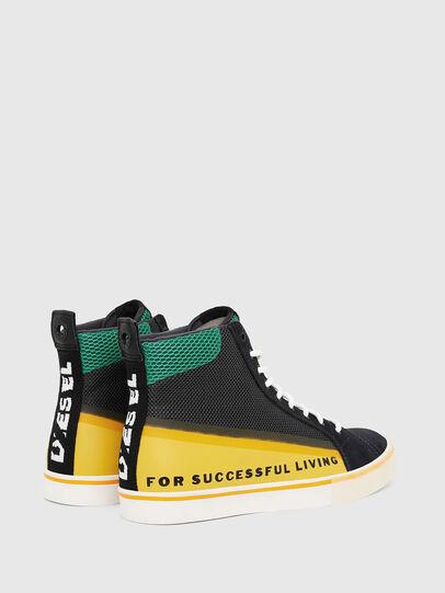 Diesel - S-DVELOWS MID, Multicolor/Black - Sneakers - Image 3