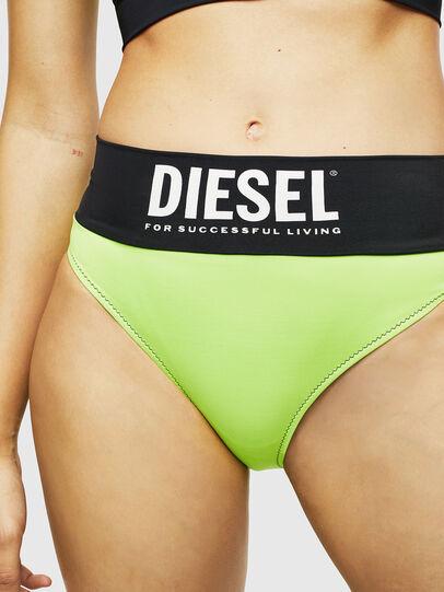 Diesel - BFPN-BEACHY, Green/Black - Panties - Image 3
