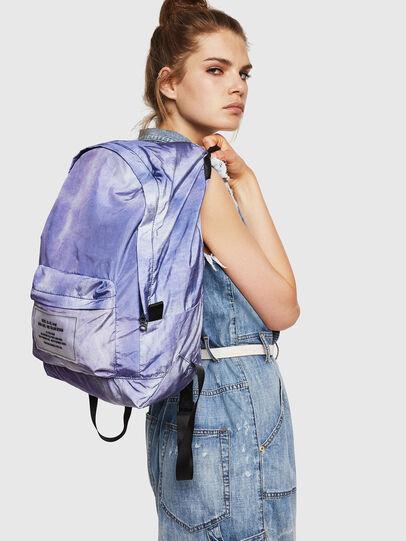 Diesel - BAPAK, Lilac - Backpacks - Image 8