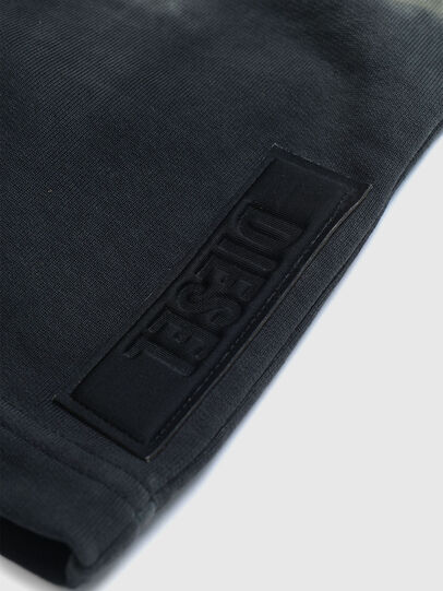 Diesel - PTOXDEEP, Black/Yellow - Shorts - Image 3