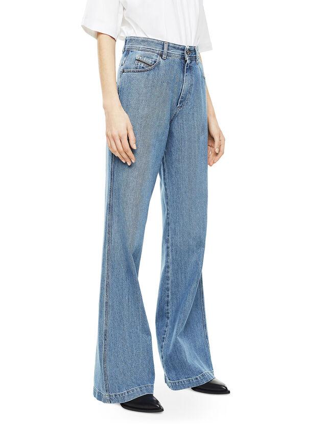 Diesel - TYPE-1903, Blue Jeans - Jeans - Image 4