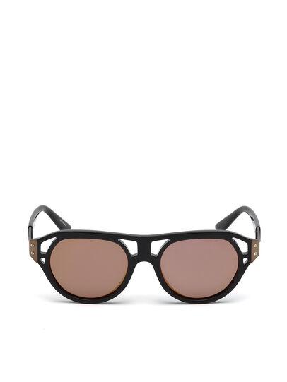 Diesel - DL0233, Black - Sunglasses - Image 1