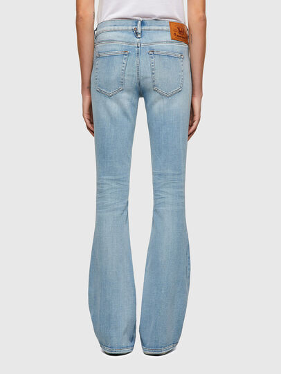 Diesel - D-Ebbey 009TL, Light Blue - Jeans - Image 2