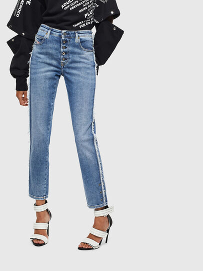 Diesel - Babhila 009AA, Medium blue - Jeans - Image 1