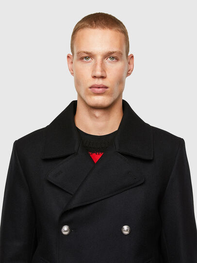 Diesel - W-BOND, Black - Winter Jackets - Image 3