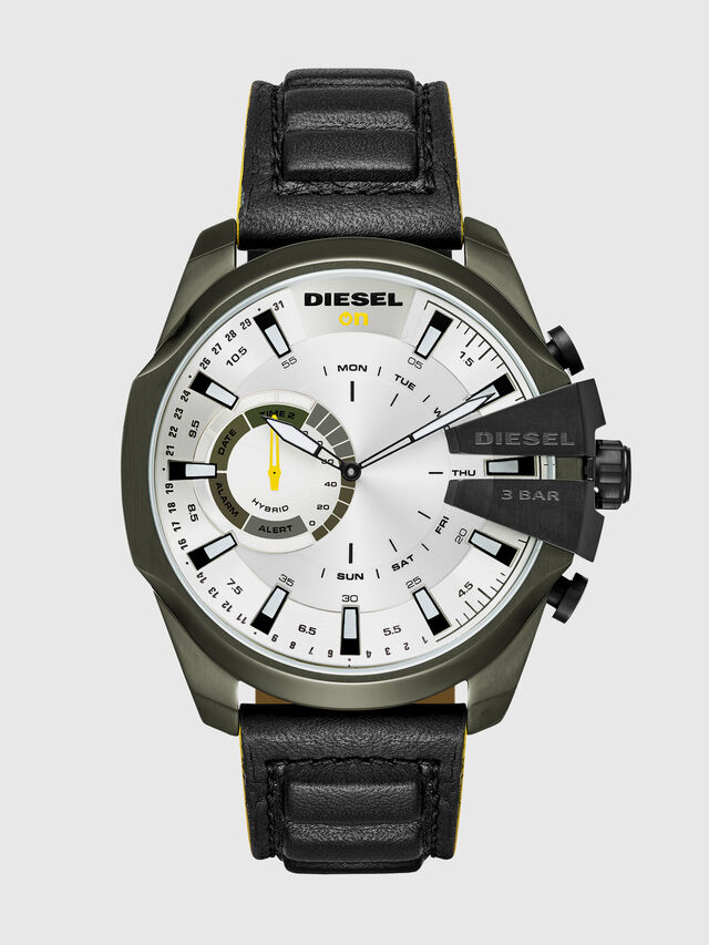 Diesel - DT1012, Black - Smartwatches - Image 2