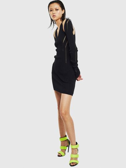 Diesel - M-GIOIA, Black - Dresses - Image 6
