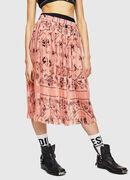 O-PLIZ, Pink - Skirts