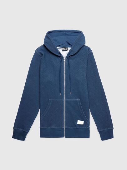 Diesel - UMLT-BRANDON-Z-DN, Blue - Sweaters - Image 1