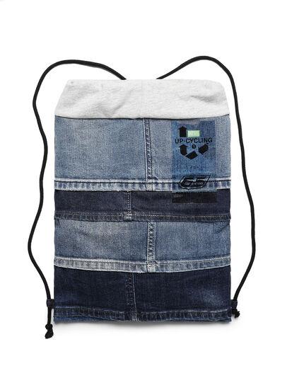 Diesel - D-SPOT, Blue Jeans - Bags - Image 1