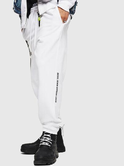 Diesel - P-ALFREDS, White - Pants - Image 5