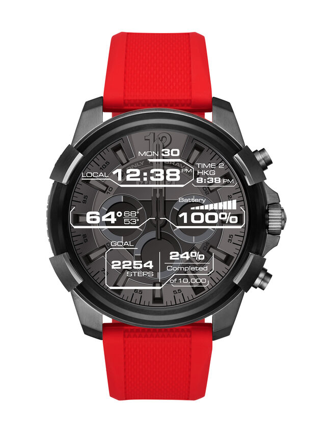 Diesel - DT2006, Red - Smartwatches - Image 2