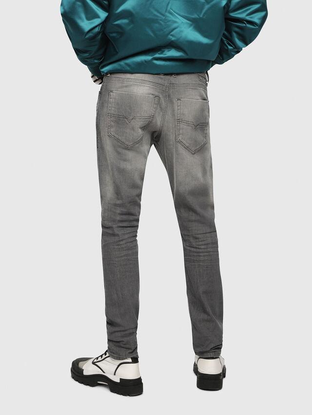 Diesel - Tepphar 084HP, Light Grey - Jeans - Image 2