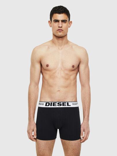 Diesel - UMBX-SEBASTIANTHREEP, Black - Boxer briefs - Image 2