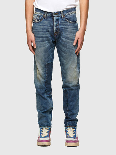 Diesel - D-Fining 009SV, Medium blue - Jeans - Image 1