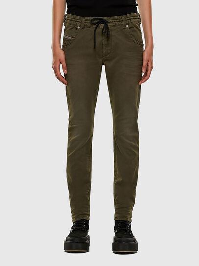 Diesel - Krailey JoggJeans® 0670M, Military Green - Jeans - Image 1