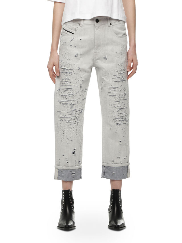 Diesel - TYPE-1815, White - Jeans - Image 1