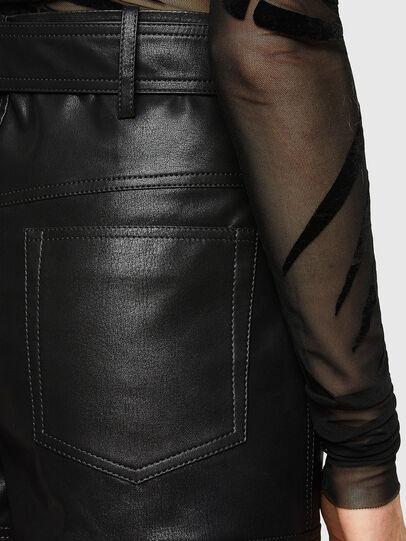 Diesel - S-BONNIE, Black - Shorts - Image 4