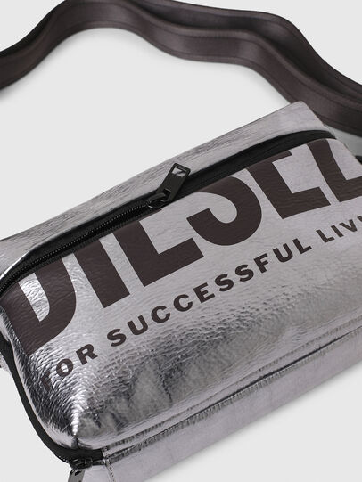 Diesel - FARAH II, Silver - Crossbody Bags - Image 7