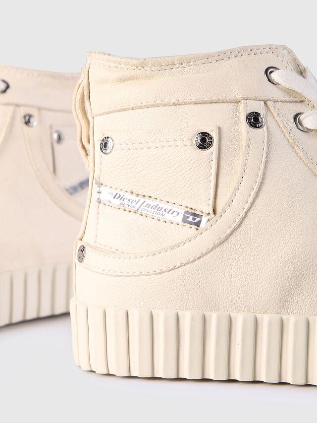 Diesel - S-EXPOSURE CMC W, White - Sneakers - Image 5