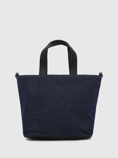 Diesel - PUMPKIE, Dark Blue - Satchels and Handbags - Image 2