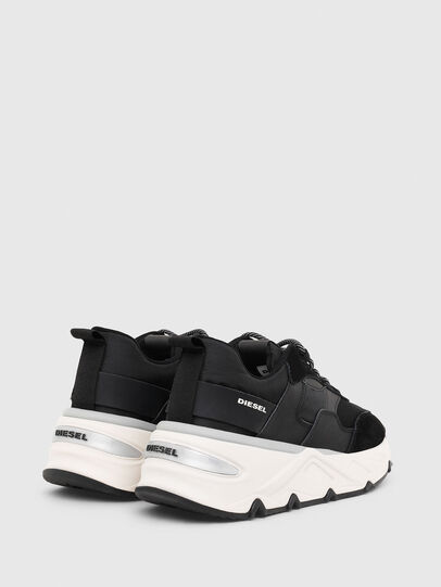 Diesel - S-HERBY LOW, Black - Sneakers - Image 3