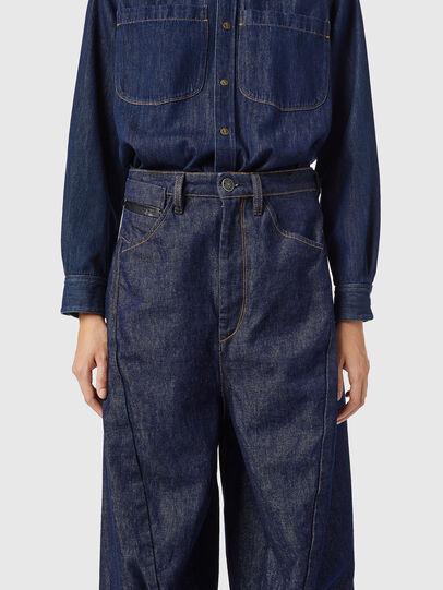 Diesel - D-CONCY-SP, Dark Blue - Jeans - Image 3