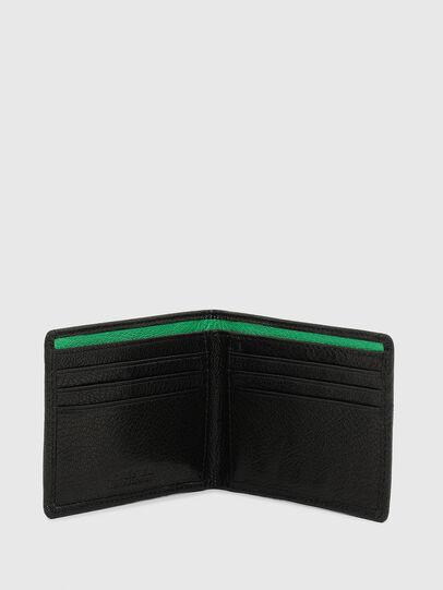 Diesel - NEELA XS, Black/Green - Small Wallets - Image 3