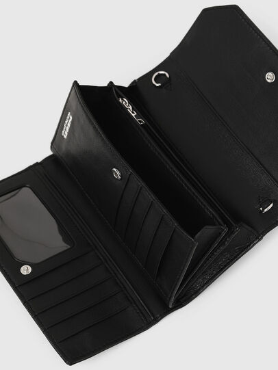 Diesel - GIPSI LC, Black - Small Wallets - Image 4