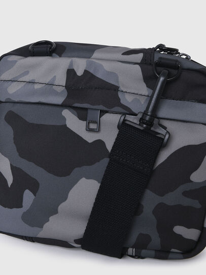 Diesel - ALTAIRO, Grey/Black - Crossbody Bags - Image 5