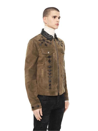 Diesel - LYRICH,  - Leather jackets - Image 3