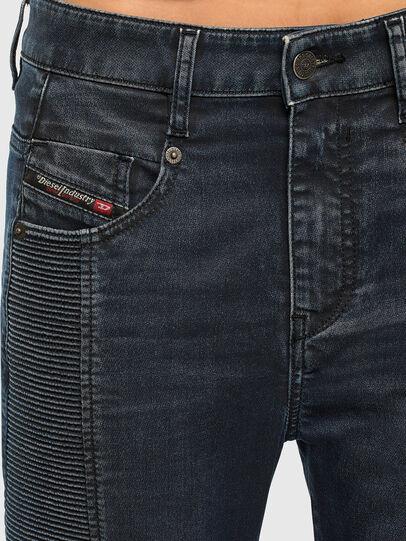Diesel - Fayza JoggJeans 069PQ, Dark Blue - Jeans - Image 3