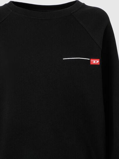Diesel - UFTL-RAGLY, Black - Sweaters - Image 3