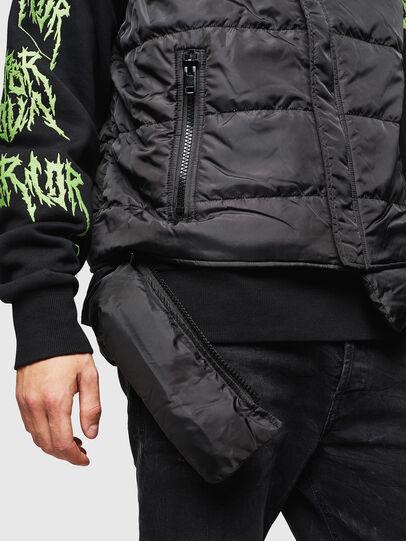 Diesel - W-SUN-REV-SLESS,  - Winter Jackets - Image 6