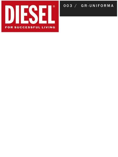 Diesel - GR02-P303, White - Shorts - Image 2