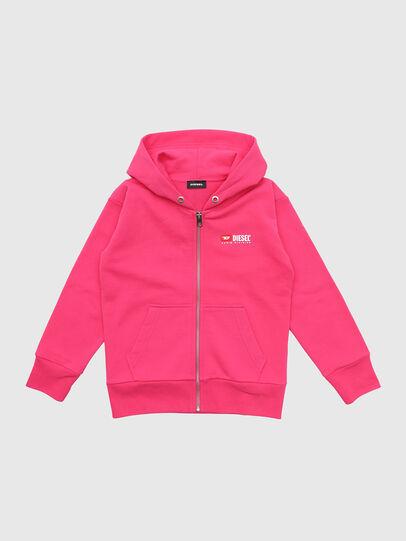 Diesel - SALBYZIP OVER, Pink - Sweaters - Image 1