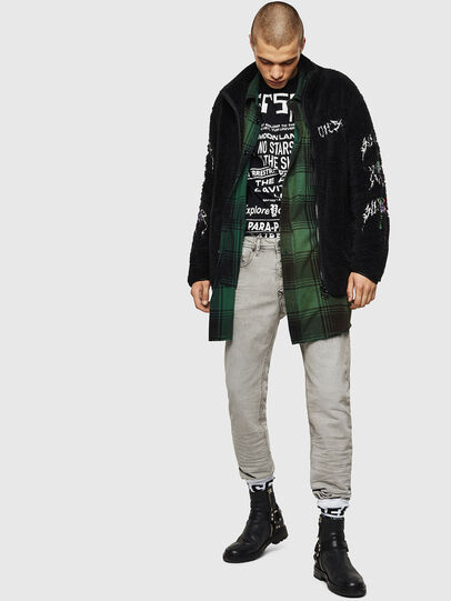 Diesel - Buster 069II, Light Grey - Jeans - Image 5