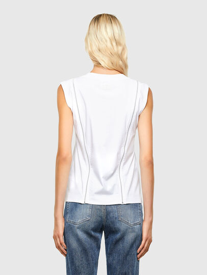 Diesel - T-GARTH, White - Tops - Image 2