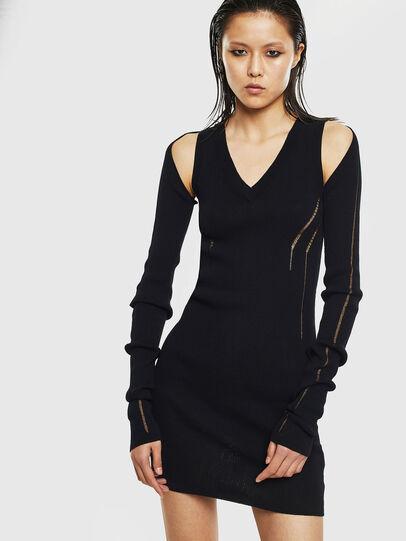 Diesel - M-GIOIA, Black - Dresses - Image 1