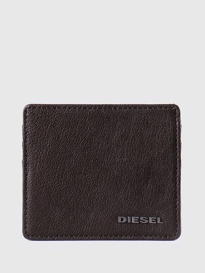 Diesel - JOHNAS I, Dark Brown - Card cases - Image 1