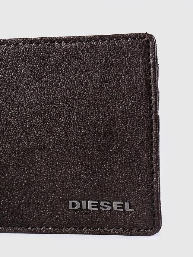 Diesel JOHNAS I, Dark Brown - Small Wallets - Image 3