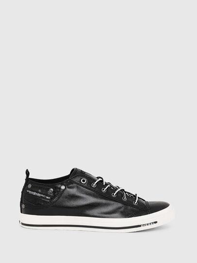 Diesel - EXPOSURE LOW I, Black - Sneakers - Image 1