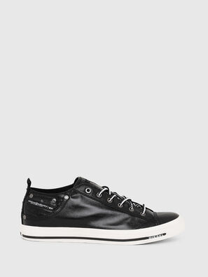 EXPOSURE LOW I, Black - Sneakers