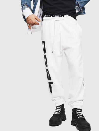 Diesel - P-ALFREDS, White - Pants - Image 1