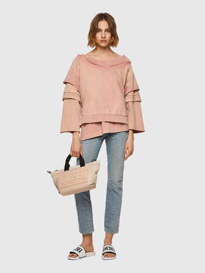 Diesel - F-STRATTY-B1, Pink - Sweaters - Image 4