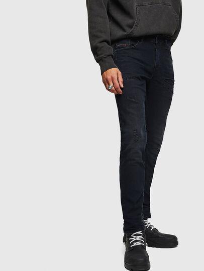 Diesel - Thommer 069GM, Black/Dark grey - Jeans - Image 6