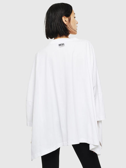 Diesel - T-GIANP-S1, White - Tops - Image 2