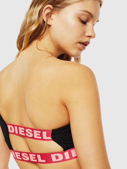 Diesel - UFSB-BAKS-L, Black/Red - Bras - Image 4