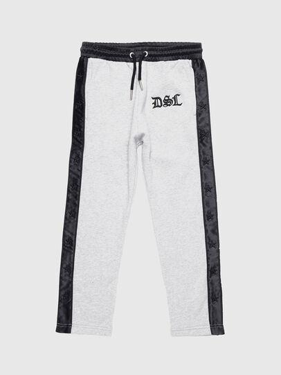 Diesel - PFUMIORR, Gray/Black - Pants - Image 1