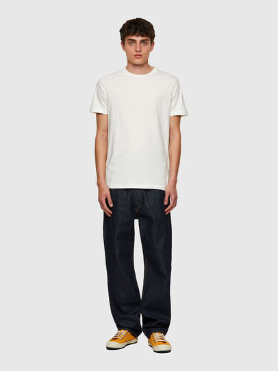 Diesel - T-DIEGOS-A4, White - T-Shirts - Image 4